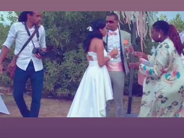Le mariage de Teddy et Kelly à Le Diamant, Martinique 1