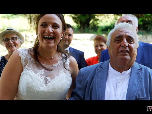 Le mariage de Sébastien et Laëtitia à Saint-Jeoire-Prieuré, Savoie 1