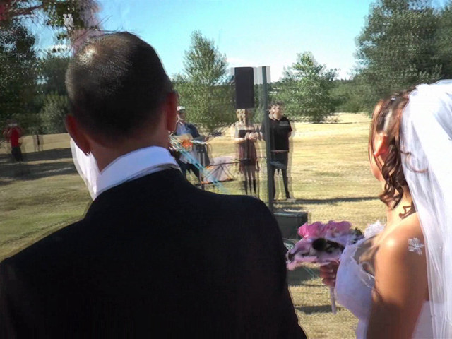 Le mariage de David et Claire à Nîmes, Gard 1